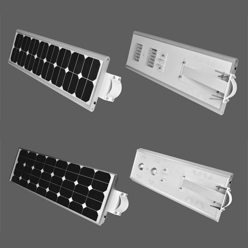 Renewable Energy Products : All in One Solar Street Lights