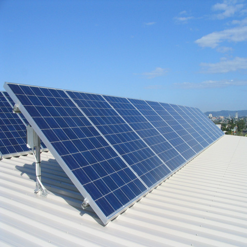 Commercial Rooftop Solar Projects