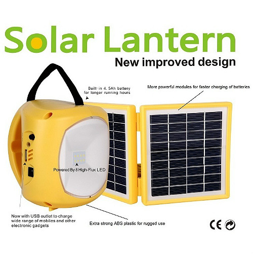 Renewable Energy Products : Solar Lantern