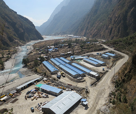 UTK Hydro Power, Nepal